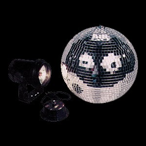 arriendo esfera de espejos, bola disco, bola de espejos