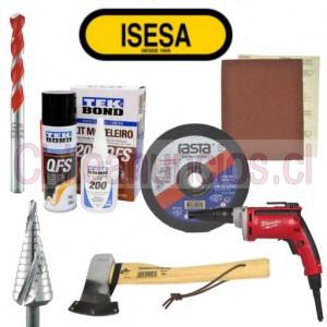 accesorios y herramientas de ferretería y construcción