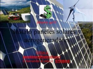instalacion paneles solares cuarta región coquimbo, la serena y alrededores