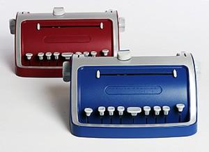 maquina perkins next generation braille