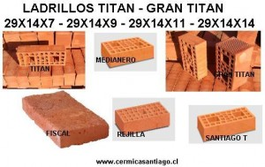 Ladrillos princesa titan fiscal muralla extra titan gran titan