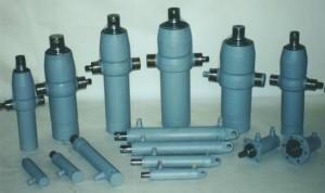 cilindro hidraulico telescòpico.