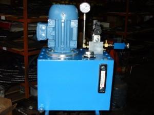 cilindros hidraulicos. centrales oleohidraulica y planta de durocromado