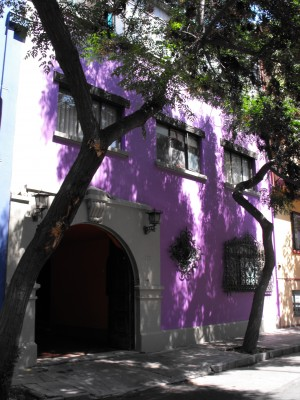 Casa Moro Hotel Boutique bed and breakfast Hostal en Santiago