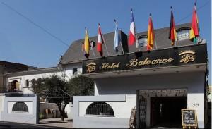 Hotel baleares santiago de chile/hotel boutique chile