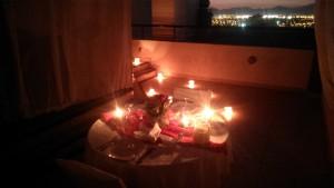 cenas románticas, celebraciones,día de la madre,matrimonios, cenas