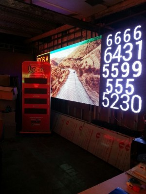 Arriendo pantallas led para eventos exterior