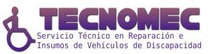servicio tecnomec. reparacion de sillas electricas y manuales