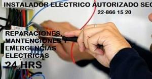urgencias electricas las 24 hrs a domicilio