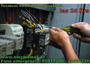 Maestro técnico eléctrico a domicilio 24 horas, autorizado sec.