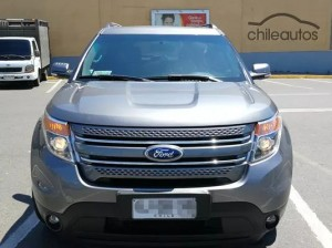 Ford explorer limited version full impecable 4x4