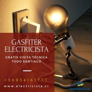 Electricista / a domicilio / reparación / mantención / chicureo