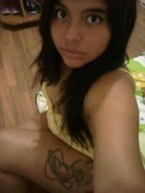 Soy jazmin 24 años recien llegada a santiago