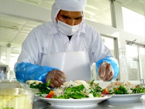 Curso de manipulación de alimentos en valparaiso