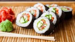 Curso de chef sushi nivel básico .