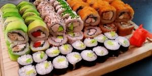 Curso chef sushi nivel básico en valparaiso