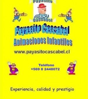 Animaciones infantiles payasito cascabel - show fiestas infantiles