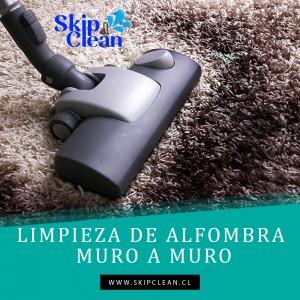 limpieza y desinfección de alfombras