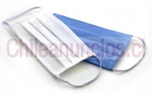 mascarilla quirÚrgica reutilizable material tnt grado medico