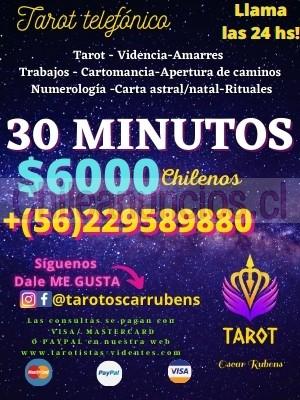 tarot telefónico. somos los mejores de habla hispana
