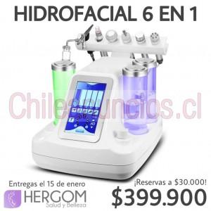 hidrofacial 6 en 1 máquinas de estética