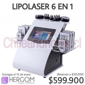 lipolaser 6 en 1 máquinas de estética