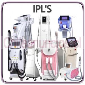 máquinas con el ipl, buscarlas en página web
