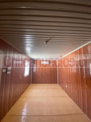 módulos elegance 6x3 metros termopaneles aislados oficinas dornitorios
