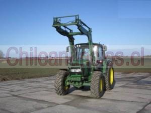 tractor john deere 6430 premium con cargador