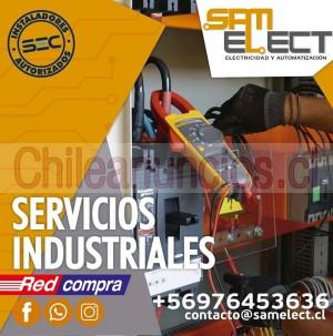 electricidad y automatización, industrial y domiciliaria, certificación sec