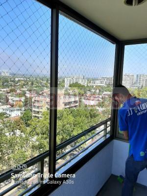 cierres de terraza y balcones logias a medida