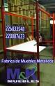Fabrica de muebles realiza camarotes tubulares o perfil cuadrado anuncio enviado a www.chileanuncios.cl por MUEBLES METALICOS  el 13/11/2017