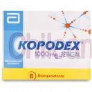 kopodex 1000 / levetiracetam 1000 ambos el mismo componente, el mismo efecto