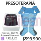 presoterapia máquinas de estética sobre la presión