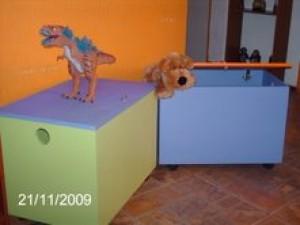Baules infantiles organizadores de juguetes 24 11 2009 - Baules infantiles ...