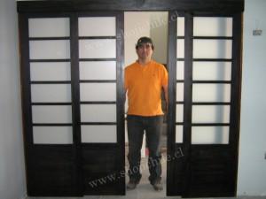 Muebles y puertas japonesas zen shoji muebles y puertas - Puertas shoji ...