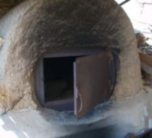 construccion de hornos de barro