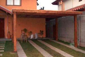 Cobertizos construimos terrazas cobertizos for Cobertizos prefabricados