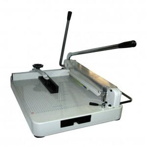 guillotina de cuchilla semi industrial encimera gbc 420