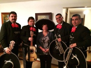 servicios para eventos lleva charros mariachis