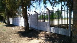 cierres perimetrales hormigón, muros bulldog, cierros de hormigon