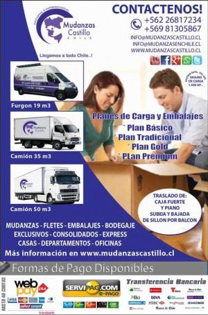 mudanzas santiago de oficinas  en providencia econÓmicas 226817234