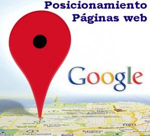 posicionamiento de sitios web en internet y google