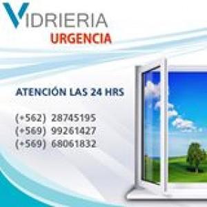 vidrieria de emergencia 228745195 --- +56 999261427