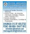 ABOGADOS JUICIOS EN SANTIAGO Y REGIONES CIVIL, FAMILIA. LABORAL