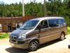 Viajes y Turismo en servicio profesional de transporte privado en van