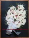 tu ramo de novia enmarcado una original manera de conservar