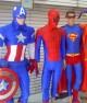 Disfraz hombre ara�a batman gatubela mickey mouse anuncio clasificado gratis enviado a www.chileanuncios.cl por Juegos Heidy el 8/7/2013