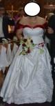 Vendo hermoso vestido de novia solo una postura