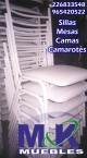 Sillas mesas camas camarotes fabrica de muebles metalicos anuncio enviado a www.chileanuncios.cl por Tratamiento Metalico el 14/3/2016